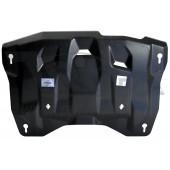 Защита картера двигателя и кпп NissanTeana 2WD,4WD,V-все(08-13-)/ Murano,Z51, 4WD V-3,5 (2008-) (Композит 6 мм)