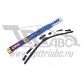 Щетка стеклоочистителя (дворник) бескаркасная для ACURA MDX II 2007-2013 (водит)
