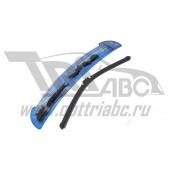 Щетка стеклоочистителя (дворник) бескаркасная для ACURA MDX II 2007-2013 (пасс)