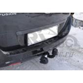 Фаркоп для Ford Fiesta (Форд Фиеста) / Fusion (2002-) .