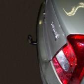 Фаркоп Renault  LOGAN (2005-2013) без электрики