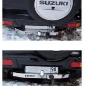 Фаркоп SUZUKI GRAND VITARA 5-двер. (1998-2005) без электрики