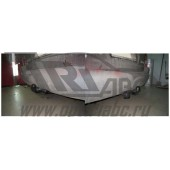 Фаркоп для Mazda (Мазда) Tribut (2000/3-2004) / Ford Maverick (2001/9-2004)