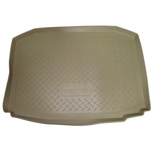 Коврик багажника для Hyundai Getz (2002-) (беж)