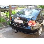 Фаркоп VW POLO SD (2010-) без электрики