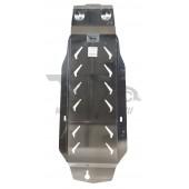 Защита АКПП Infiniti (Инфинити) QX70 V-5.0 (FX50 (2008-)) (Алюминий 4 мм)