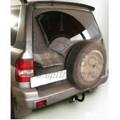 Фаркоп для Mitsubishi Pajero (Митсубиши Паджеро) Pinin (1999/10-) .
