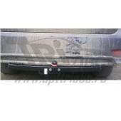 Фаркоп для Nissan Patrol (2010-)  крюк тип F ( грузоподъемность 1500 кг) без электрики,.