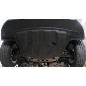 Защита картера двигателя и кпп Nissan Qashqai V-все (2014-) (Композит 6 мм)