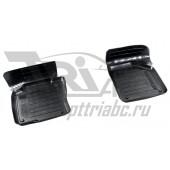 Коврики салона резиновые с бортиком для Volkswagen Passat В6(2005-2010) (2 передних)