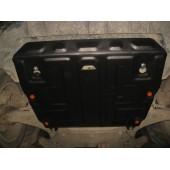 Защита картера двигателя и кпп Toyota Venza,V-2,7 (2008-)  (Сталь 1.8 мм)