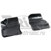 Коврики салона резиновые с бортиком для Ford Kuga II (2012-) (2 передних)