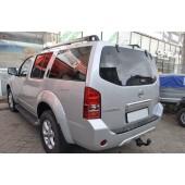 Фаркоп для Nissan Pathfinder (Ниссан Патфайндер) (2005/04-2014)