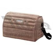 Сумка-органайзер Lux Boot в багажник маленькая бежевая FRMS (46х30х31 см)