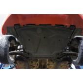 Защита картера двигателя и кпп Lada Vesta, V- все(2015-) (Композит 6 мм)