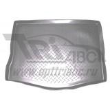 Коврик багажника для Hyundai Elantra Седан (ТАГАЗ) (2003-) (серый)