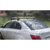 Багажник в сборе Chevrolet Aveo (Шевроле Авео) (T300) (2011г-...) SD(аэродинамический профиль дуги)