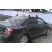Багажник в сборе Chevrolet Cobalt (2012-) SD(дуга 20х30)(алюмин.)