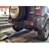 Фаркоп для Suzuki Jimny (1998/9-)без электрики.