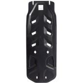 Защита КПП Infiniti (Инфинити) Q50 V-3,5hyb AT 4WD(2014-) (Композит 6мм)