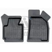 Коврики салона резиновые с бортиком для Hyundai ix35 (2010-) (2 передних)