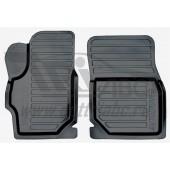 Коврики салона резиновые с бортиком для Peugeot 301 (2013-) (2 передних)